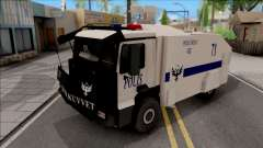 Événements Sociaux, Outil D'Intervention pour GTA San Andreas