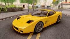 GTA IV Invetero Coquette IVF pour GTA San Andreas