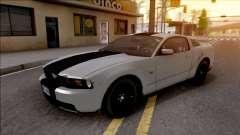 Ford Mustang GT 2010 SVT Rims für GTA San Andreas