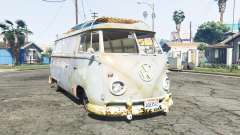 Volkswagen Typ 2 (T1) 1960 rat [replace]