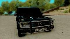Mercedes Benz G55 AMG pour GTA San Andreas