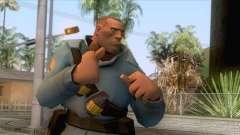 Team Fortress 2 - Soldier Skin v1 für GTA San Andreas