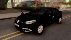 Renault Fluence Turkish Military Vehicle pour GTA San Andreas