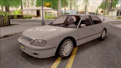 GTA IV Willard Solair Sedan pour GTA San Andreas
