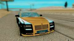 Rolls-Royce Ghost pour GTA San Andreas