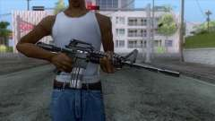 M4A1 Assault Rifle pour GTA San Andreas