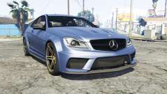 Mercedes-Benz C63 AMG (C204) 2012 v1.1 [replace]