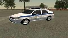 Fiat Albea ППСП V0.1 pour GTA San Andreas