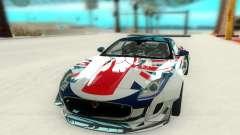 Jaguar CX16 pour GTA San Andreas