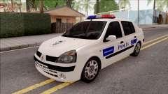 Renault Clio Polis für GTA San Andreas
