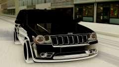 Grand Cherokee SRT für GTA San Andreas