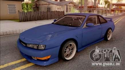 Nissan Silvia S14 1998 Kouki Aero pour GTA San Andreas