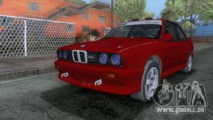 BMW M3 E30 1986 v2 pour GTA San Andreas