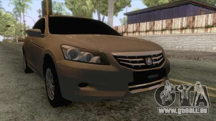 Honda Accord 2012 pour GTA San Andreas