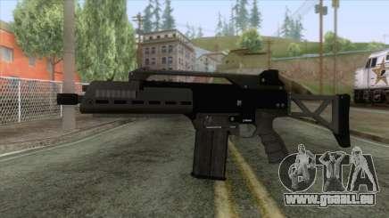 GTA 5 - Carbine Especial für GTA San Andreas