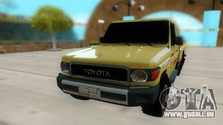 Toyota Land Cruiser Pickup pour GTA San Andreas