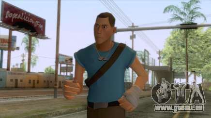 Team Fortress 2 - Scout Skin v1 pour GTA San Andreas