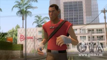 Team Fortress 2 - Pyro Skin v2 pour GTA San Andreas
