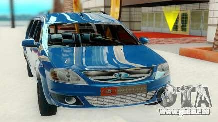 Lada Largus pour GTA San Andreas