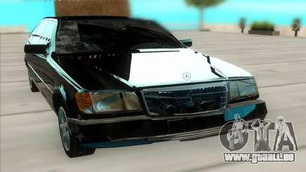 Mercedes-Benz S600 für GTA San Andreas