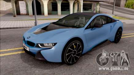 BMW i8 2017 pour GTA San Andreas