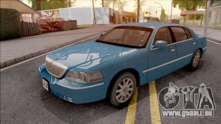 Lincoln Town Car L Signature 2010 HQLM pour GTA San Andreas