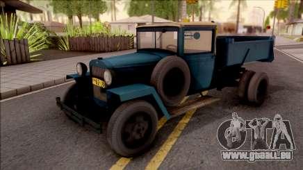 LE GAZ 410 1946 FIV pour GTA San Andreas