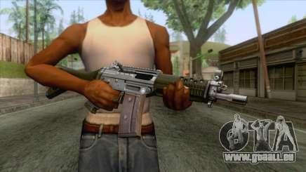 SIG SG-552 Carbine für GTA San Andreas