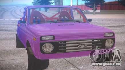 VAZ 2121 pour GTA San Andreas
