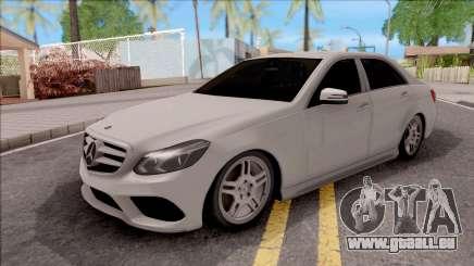 Mercedes-Benz E250 pour GTA San Andreas