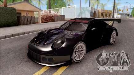 Porsche 911 RSR Itasha Neptunia Hyperdimension pour GTA San Andreas