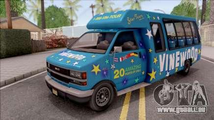 GTA V Brute Tour Bus IVF pour GTA San Andreas