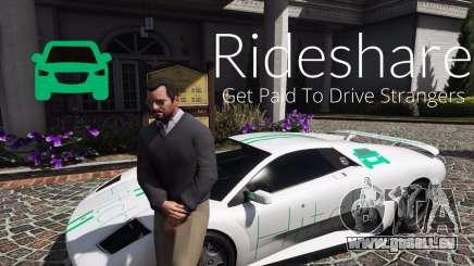 Rideshare 1.0 für GTA 5