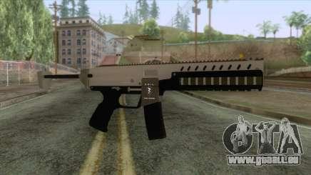 GTA 5 - Combat PDW für GTA San Andreas
