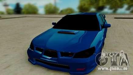 Subaru WRX STi 2005 pour GTA San Andreas