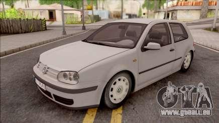 Volkswagen Golf Mk4 1999 pour GTA San Andreas