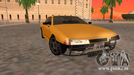 New Elegy the Korch für GTA San Andreas