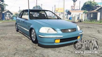 Honda Civic (EK9) pour GTA 5