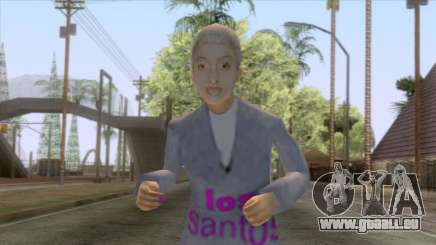 New Wfybu Skin pour GTA San Andreas