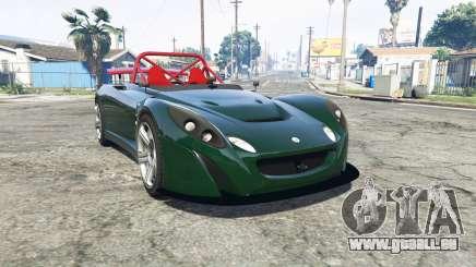 Lotus 2-Eleven 2009 [replace] pour GTA 5