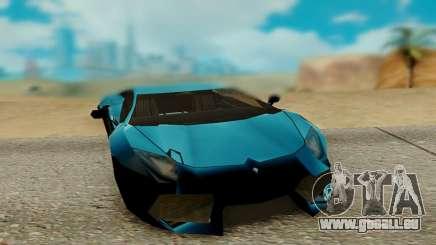 Pegassi Avento pour GTA San Andreas