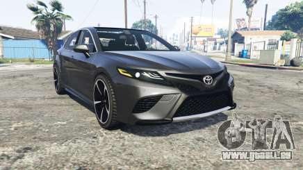 Toyota Camry XSE 2018 [replace] pour GTA 5