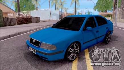 Skoda Ocatvia RS 2002 für GTA San Andreas