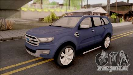 Ford Endeavour pour GTA San Andreas