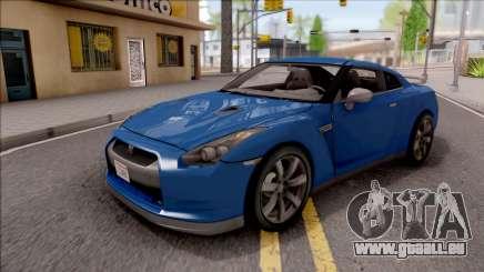 Nissan GT-R pour GTA San Andreas