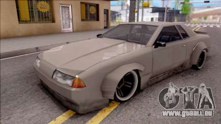 Elegy Drift Low Poly für GTA San Andreas