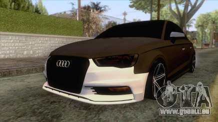 Audi A3 Sedan pour GTA San Andreas