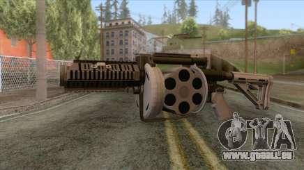 GTA 5 - Grenade Launcher für GTA San Andreas