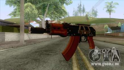 GTA 5 - Compact Rifle für GTA San Andreas