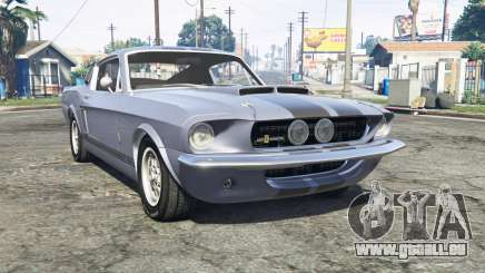 Ford Mustang GT500 1967 [replace] für GTA 5